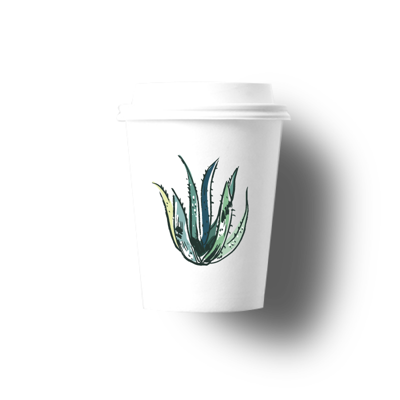 Compostable Cup (Slide 1)